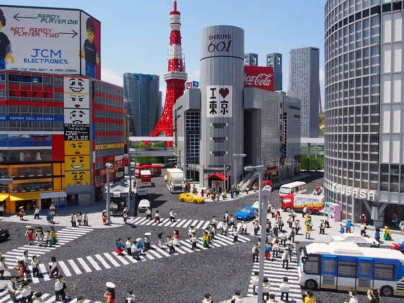 LEGOLAND JAPAN RESORT ĐỊA ĐIỂM DU LỊCH TUYỆT VỜI CHO TRẺ ...