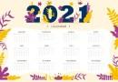 BẢNG LỊCH ÂM NĂM 2021