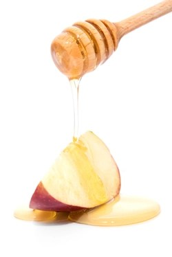 apple-drizzle-honey