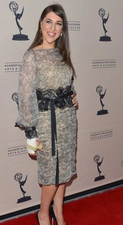 mayim-emmy-reception