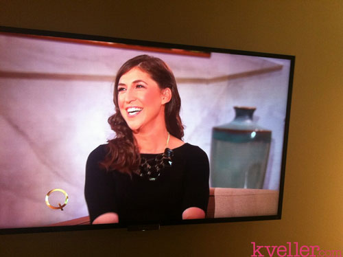 mayim-on-latifah