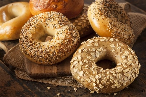 The Top 5 Bagel Spots in NYC