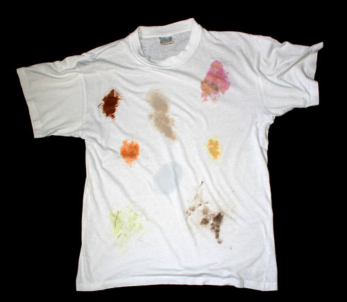 stained-shirt