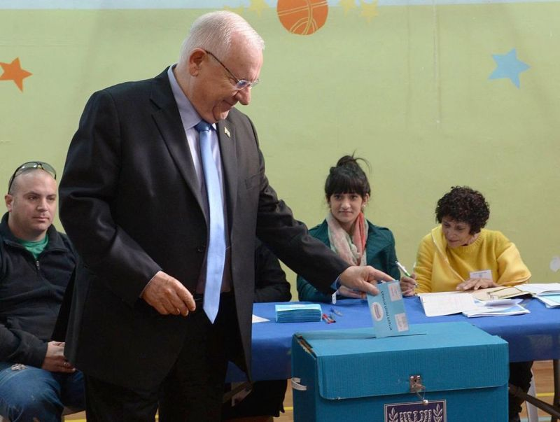 Reuven_Rivlin_vote_in_Israeli_legislative_election,_2015