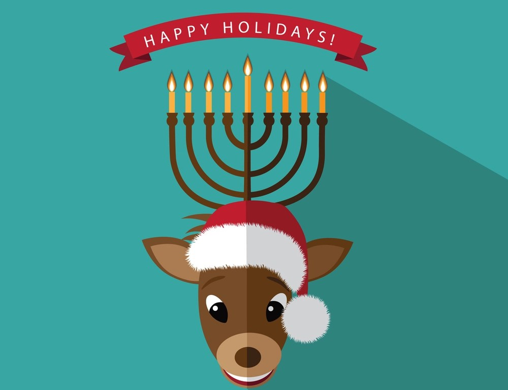 Tips for Interfaith Families Celebrating Hanukkah & Christmas ...