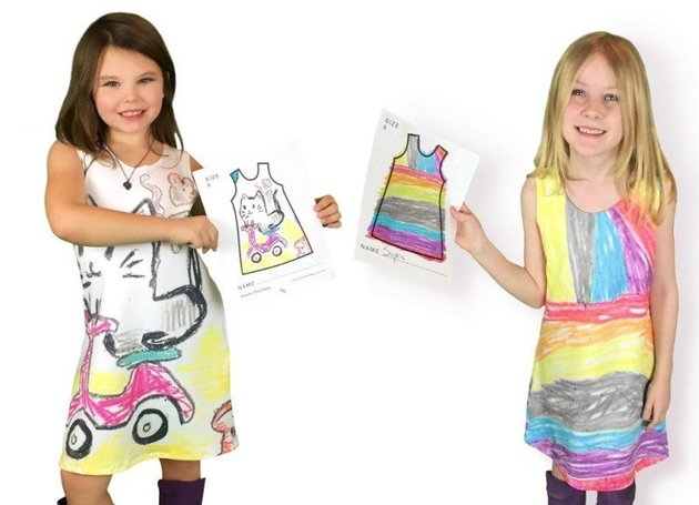 personalized dresses