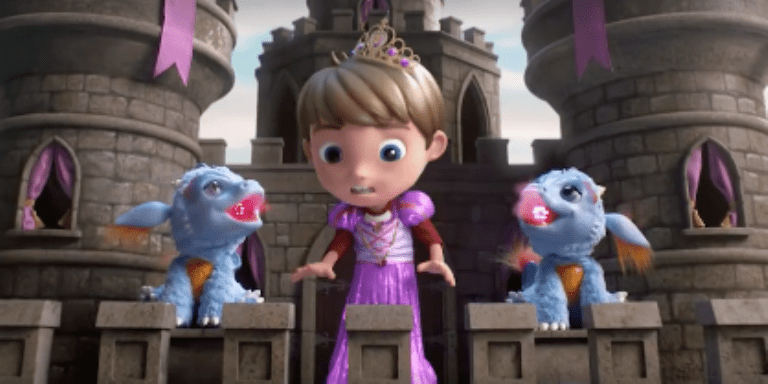 This Toy Ad Features a Boy Playing Dress Up As A Princess ...