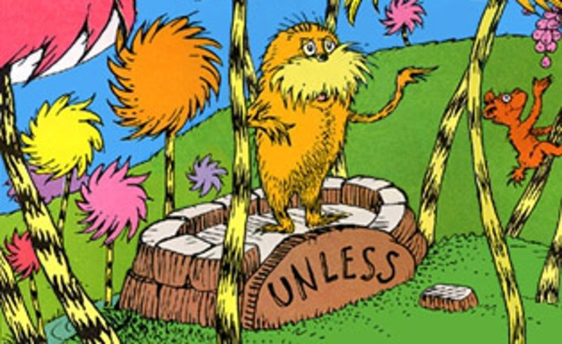 lorax unless