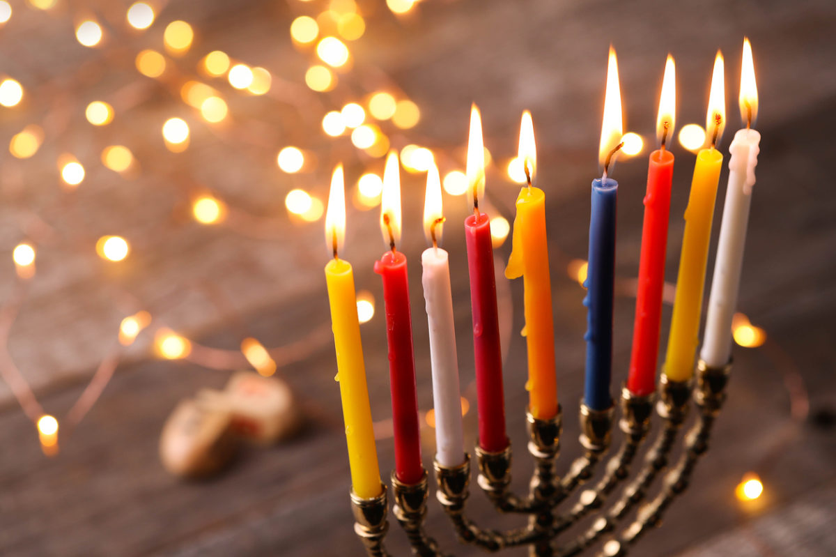 Know These Hanukkah Fire Safety Tips Before You Light The