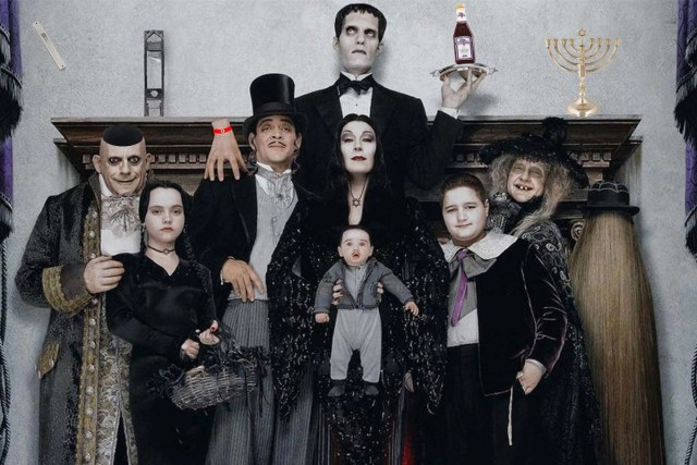 Image result for addams family