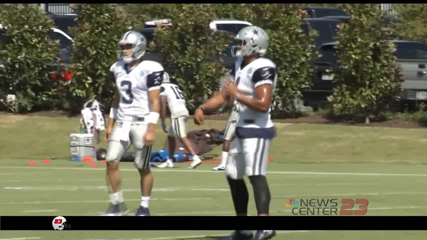 Prescott- Elliott to Make Debut on Sunday against Giants_30316079-159532