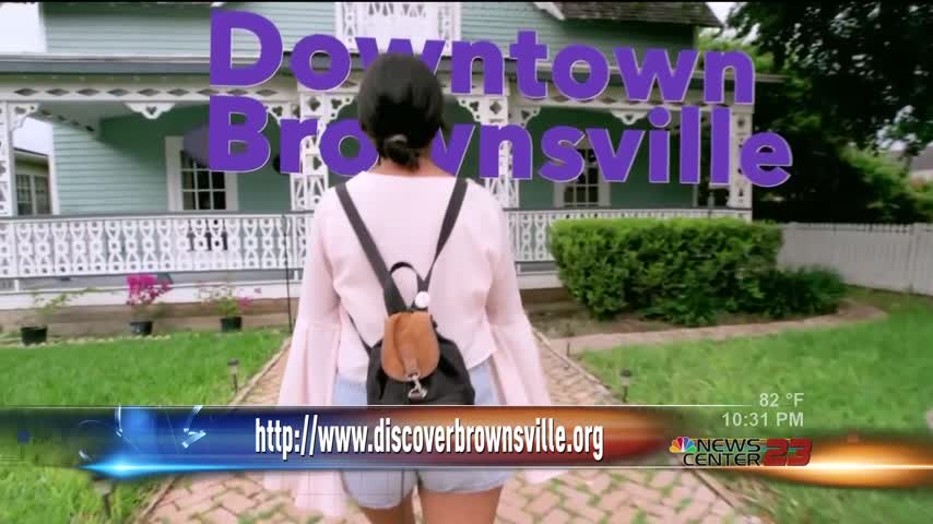 Discover Brownsville Campaign