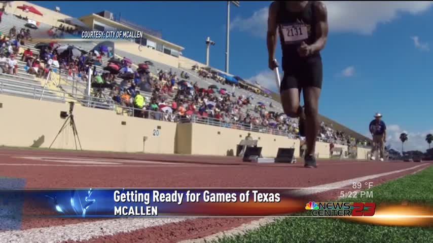 McAllen Hosting -Games of Texas- for Second Year_80174836