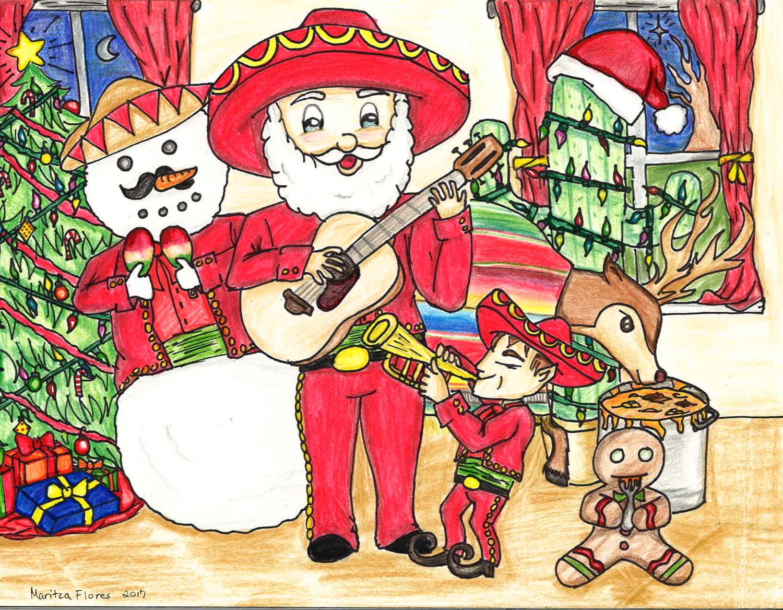 121817 -  Edinburg CISD student wins Region One Holiday Art Contest - Photo2_1513613526280.jpg.jpg