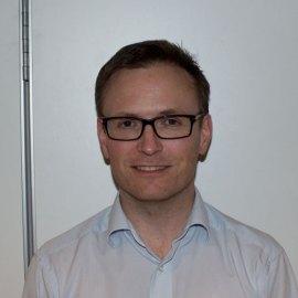 Lars Frøkjær - Kasserer