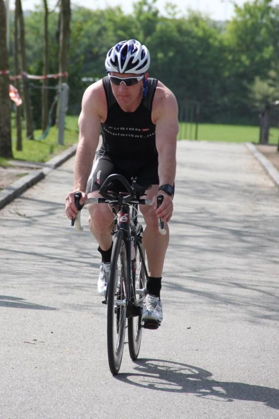 Cykeltræner Lars Brian Nielsen