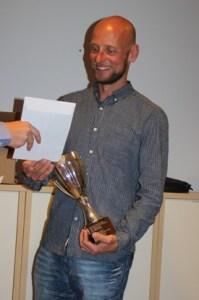 Søren Andersen - klubmester 2013