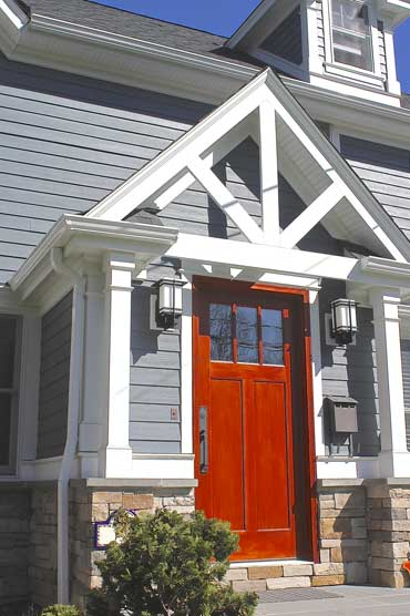 Hardie Siding Accents