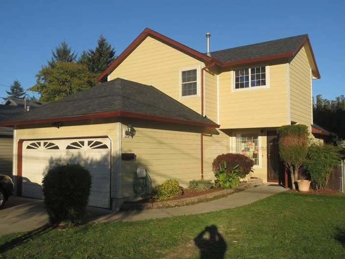 James Hardie Siding and New Roofing