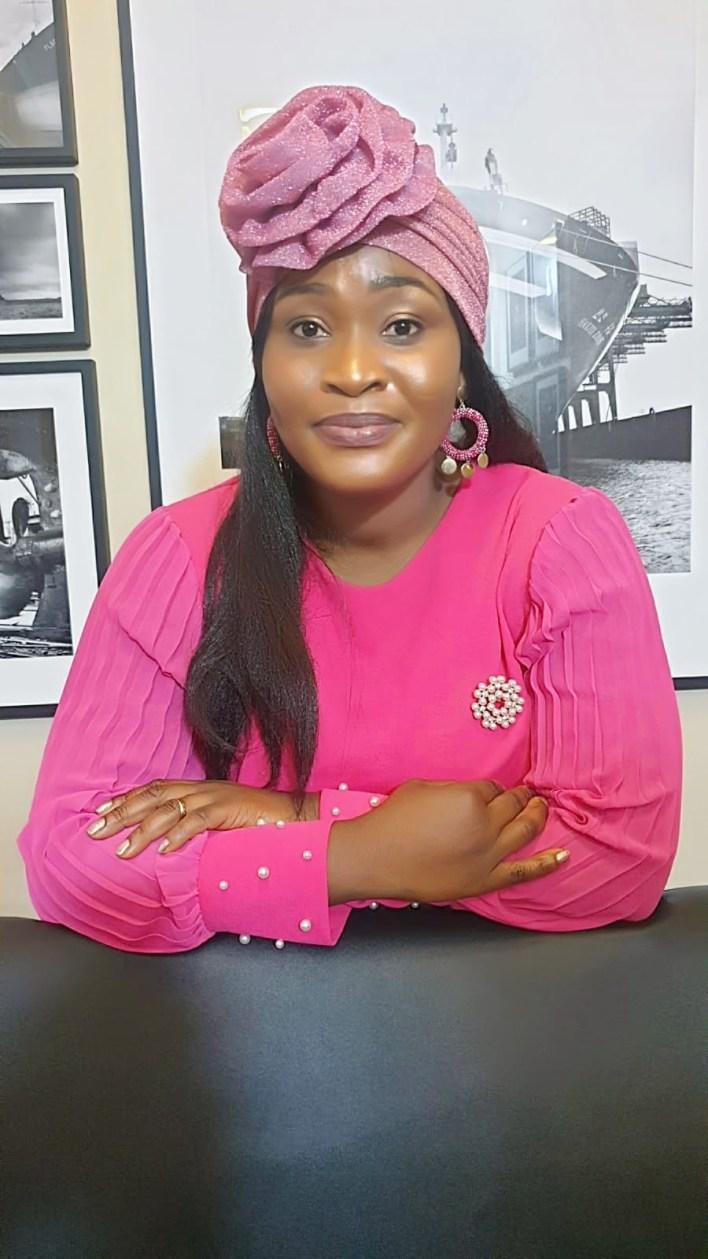 Lady Rita Opoku