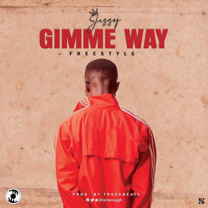 """Jessy Gh - """"Gimme Way""""(Freestyle)"""