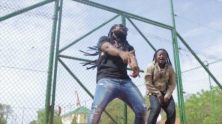 Linguakat - Rise Up (feat. Ras Kuuku) (Official Video)