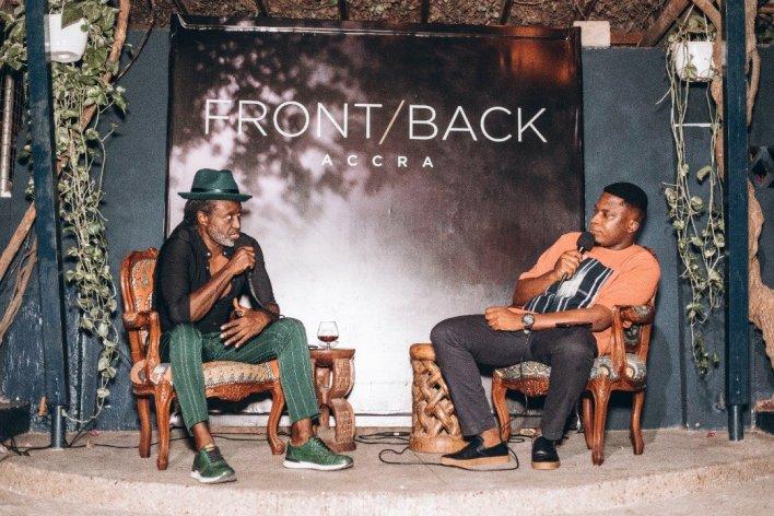 Reggie Rockstone & Antoine Mensah