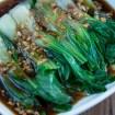 Pak Choi, Pak Choi con salsa de ostras, cocina asiática