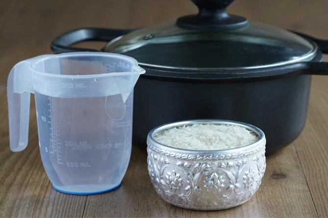 Como preparar arroz, arroz cocido, arroz blanco, como cocinar arroz blanco