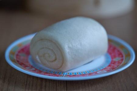 pan chino al vapor, mantou, pan chino, como hacer pan chino, pan chino receta, como preparar pan chino, pan
