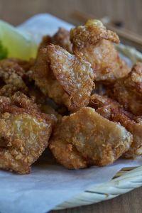 pollo frito estilo japonés, pollo frito, pollo karaage, karaage, tori no karaage, pollo, cocina japonesa, receta japonesa