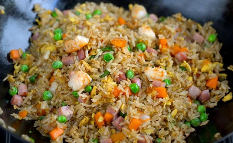 Arroz frito tres delicias, Arroz frito tres delicias receta, arroz frito chio, arroz frito, arroz frito cantones, arroz tres delicias