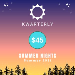 Summer 2021 Theme: Summer Nights