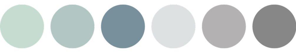 Kleuren visuele identiteit Remke Kiekt