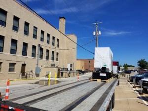 Boone City Hall Generator Project   KWBG AM1590   Boone