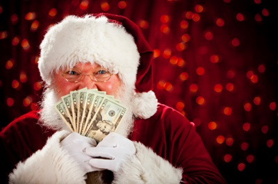 Christmas Cash Raffle is on now!!