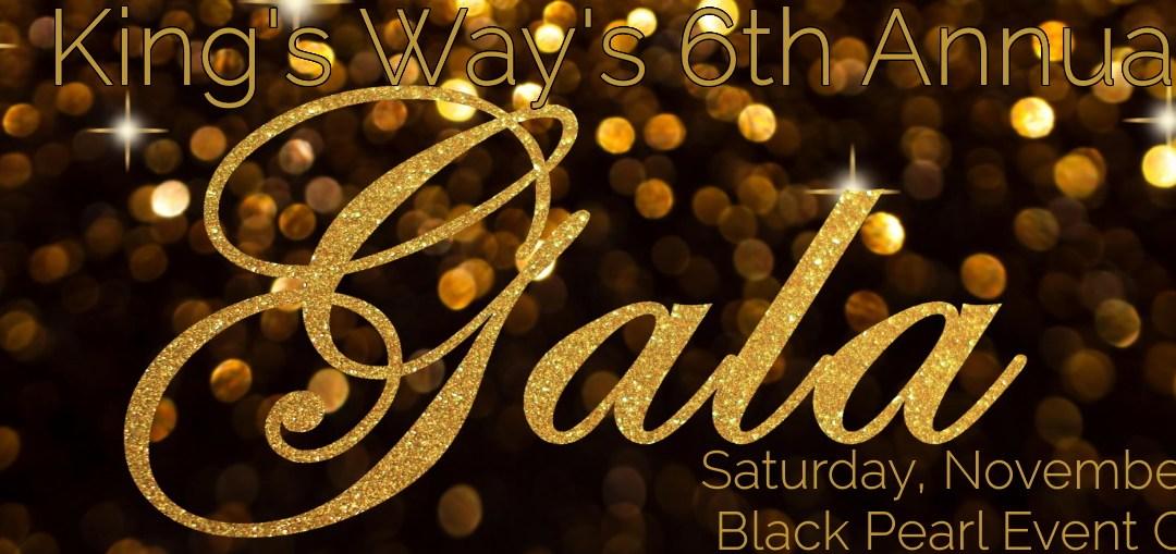 6th Annual Fall Gala