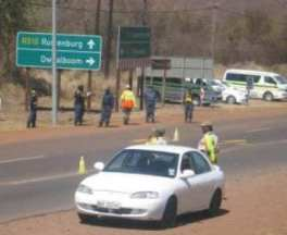 Perpetrators of traffic offences were brought to task during Operation Basadi. During Operation Basadi roadblocks were held by female members of the police and traffic department at Amandelbult and in Thabazimbi.