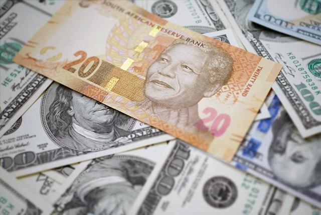 Rand-Dollar-Notes