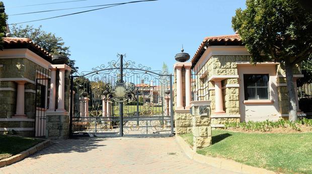 17 Aug Grace Mugabe huis in SA