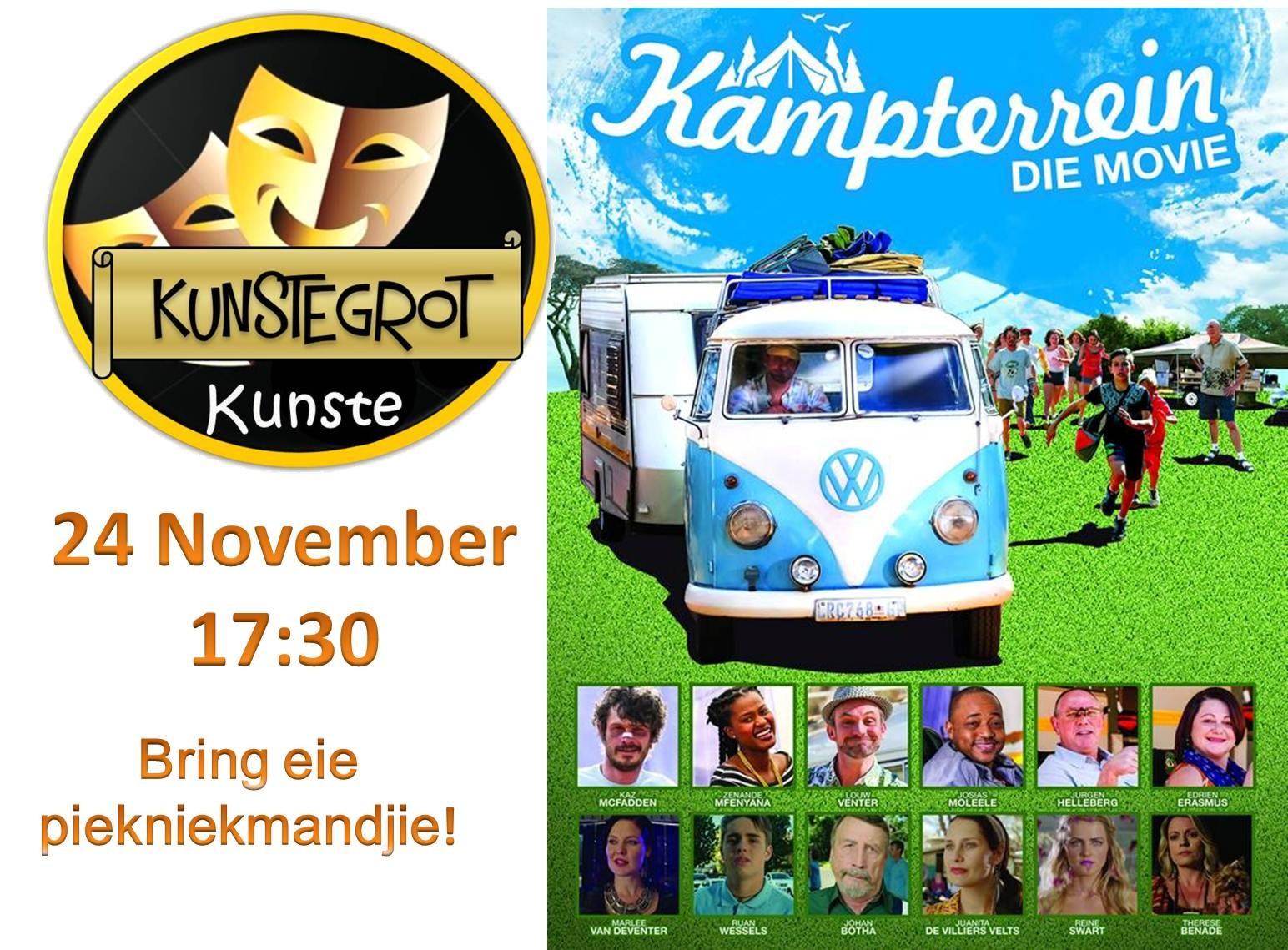 24 Nov Kunstegrot Kampterrein