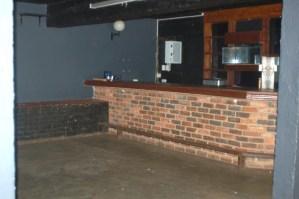 Bar 1 counter