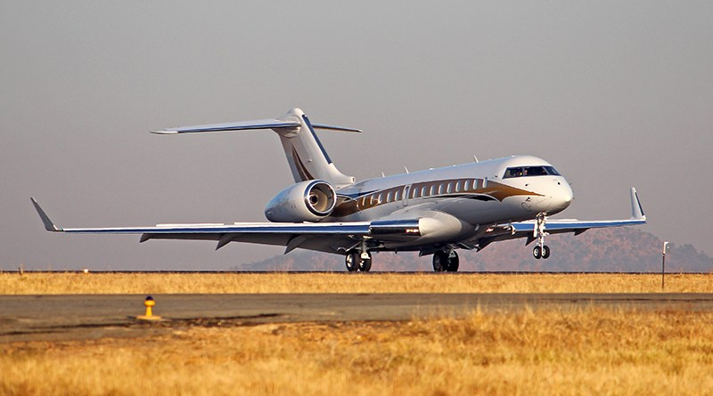 ZS-OAK Vliegtuig