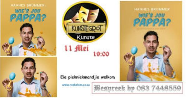 7 Mei Kunstegrot Wies jou pappag feature 1-1