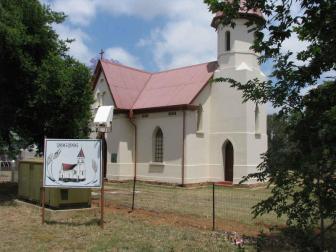 Kroondall-Ou Lutherse Kerk