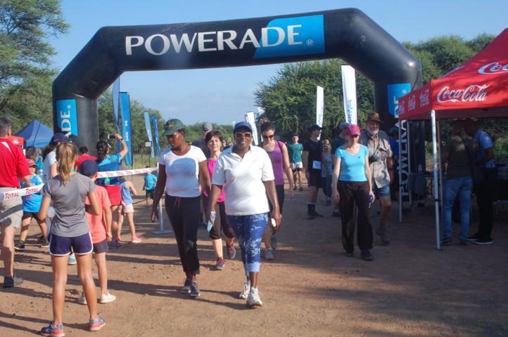 2019 Marakele Marathon foto deelnemers 2