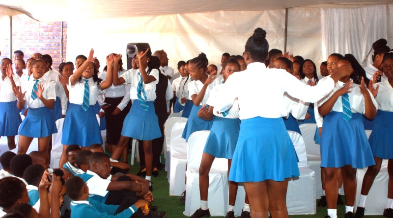 Re-vamped Mabogopedi Secondary School well received
