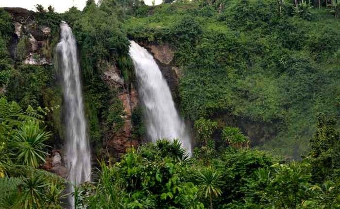 Waterfalls on Mount Elgon+Uganda+travel_with+Kwezi+Outdoors