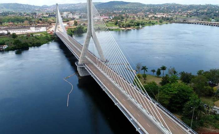 Source of the Nile Bridge at Jinja is the 5th longest in Africa+Uganda+travel_with+Kwezi+Outdoors
