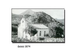 Geleb church 1874